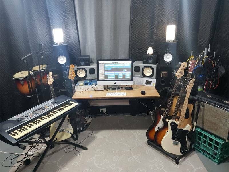 Making a Demo Recording as a Band or Song Writer