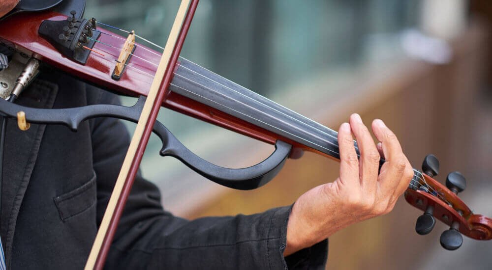 Top Five Reasons to Learn the Instrument Violin
