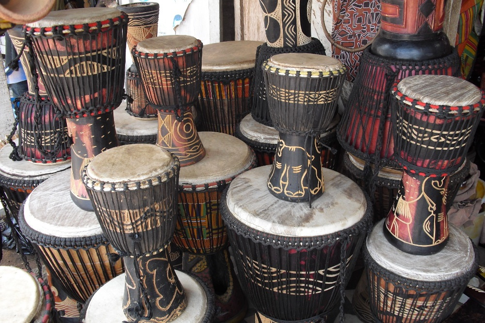 LESSER KNOWN FACTS ABOUT DRUMMING