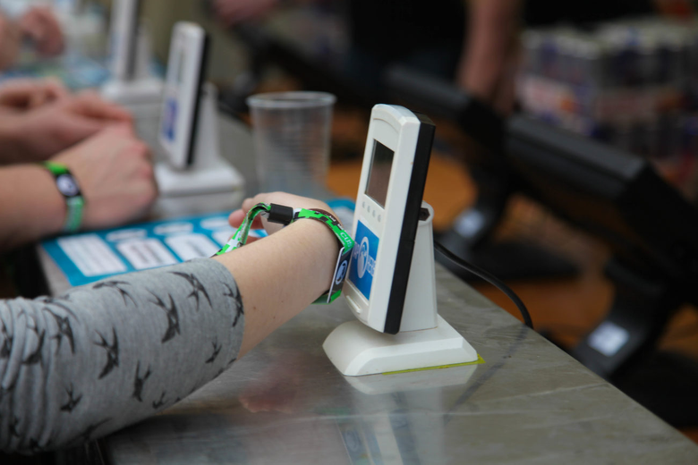 Practical Options for RFID wristbands